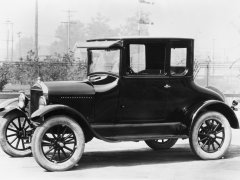 Ford Modell T (1926) - Foto eines Ford PKW-Modells