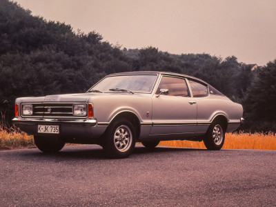 Ford Taunus Coupé (1973) - Foto eines Ford PKW-Modells