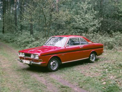 Ford 15m RS (1968) - Foto eines Ford PKW-Modells