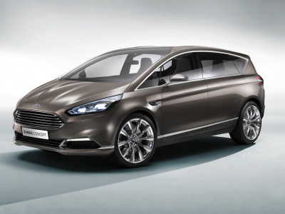 Ford S-MAX Concept - Foto eines Ford Concept-Cars