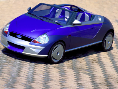 Ford Saetta Concept - Foto eines Ford Concept-Cars