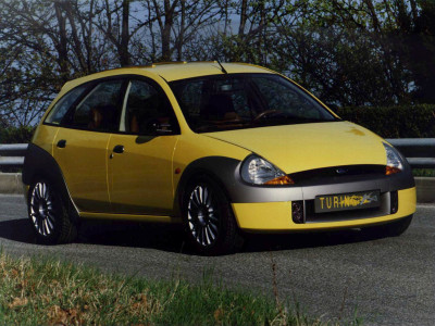Ford TuringKa Concept - Foto eines Ford Concept-Cars