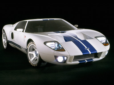 Ford GT40 Concept - Foto eines Ford Concept-Cars
