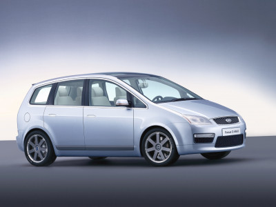 Ford Focus C-Max Concept - Foto eines Ford Concept-Cars