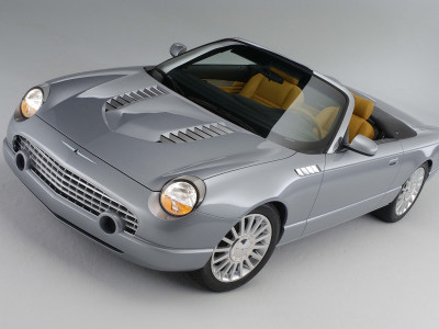 Ford Supercharged Thunderbird Concept - Foto eines Ford Concept-Cars