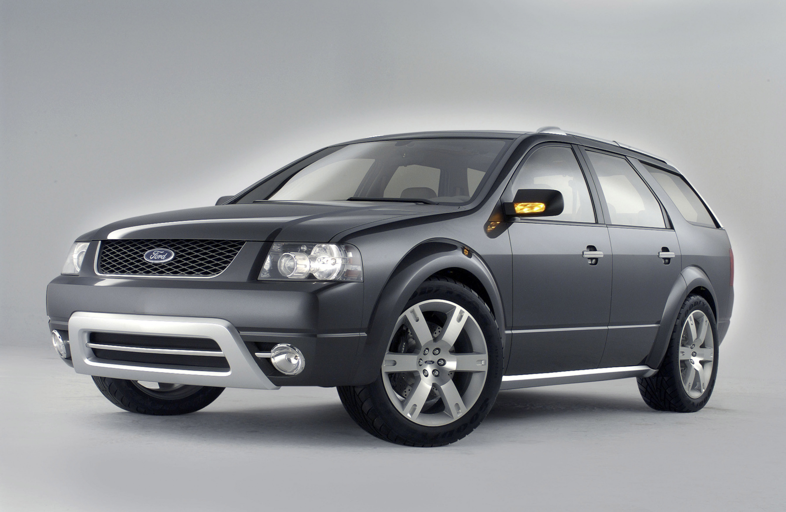 Ford Freestyle Fx Concept - Foto eines Ford Concept-Cars