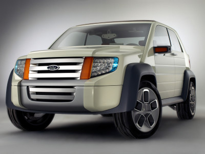 Ford Model U Concept - Foto eines Ford Concept-Cars