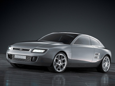 Ford Visos Concept - Foto eines Ford Concept-Cars