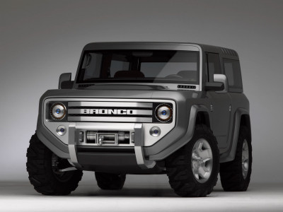 Ford Bronco Concept - Foto eines Ford Concept-Cars