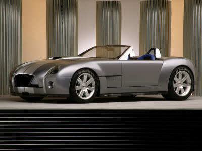 Ford Shelby Cobra Concept - Foto eines Ford Concept-Cars