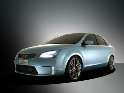 Ford Focus Concept - Foto eines Ford Concept-Cars