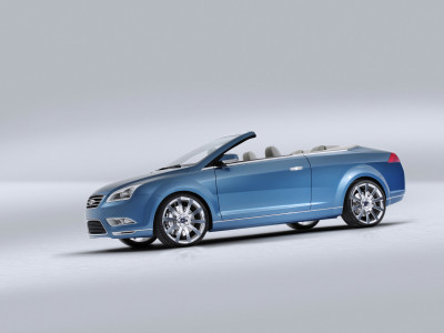 Ford Focus Vignale Concept - Foto eines Ford Concept-Cars