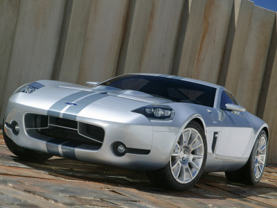 Ford Shelby GR-1 Concept - Foto eines Ford Concept-Cars