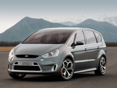 Ford SAV Concept - Foto eines Ford Concept-Cars