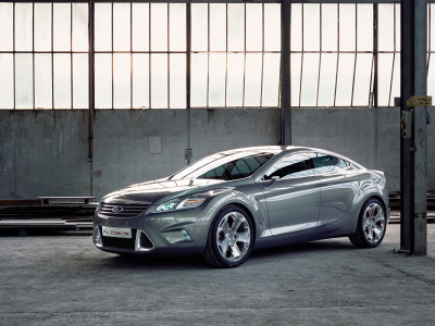 Ford Iosis Concept - Foto eines Ford Concept-Cars