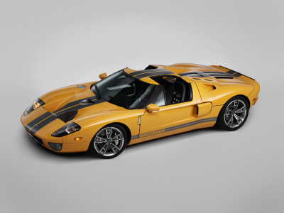 Ford GTX1 Roadster Concept - Foto eines Ford Concept-Cars