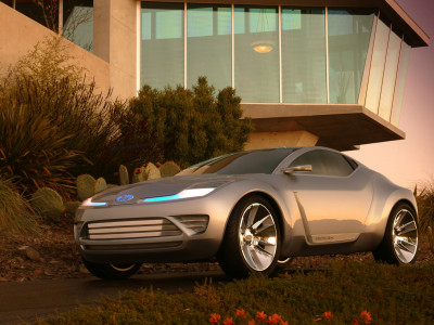Ford Reflex Concept - Foto eines Ford Concept-Cars