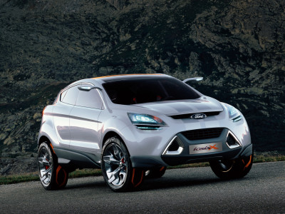 Ford Iosis X Concept - Foto eines Ford Concept-Cars