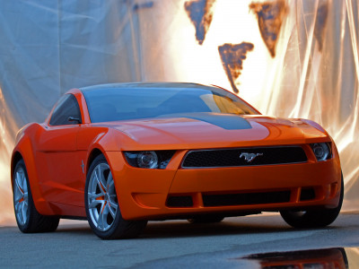 Ford Mustang Giugiaro Concept - Foto eines Ford Concept-Cars