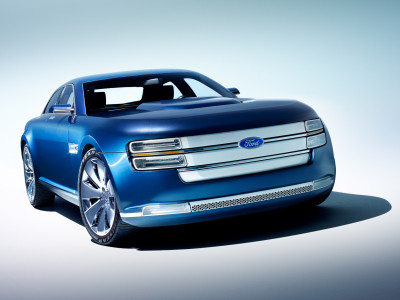 Ford Interceptor Concept - Foto eines Ford Concept-Cars