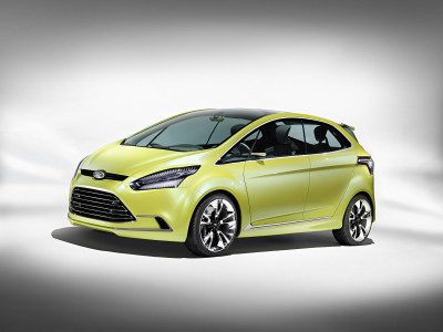 Ford Iosis-Max Concept - Foto eines Ford Concept-Cars
