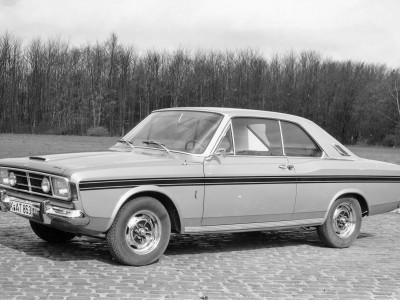Ford 20m RS (1968) - Foto eines Ford PKW-Modells
