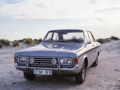 Ford 17m RS (1968) - Foto eines Ford PKW-Modells