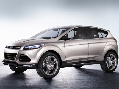 Ford Vertrek Concept - Foto eines Ford Concept-Cars