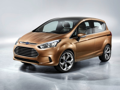 Ford B-MAX Concept - Foto eines Ford Concept-Cars