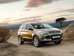 Ford Kuga (2013) - Foto eines Ford PKW-Modells