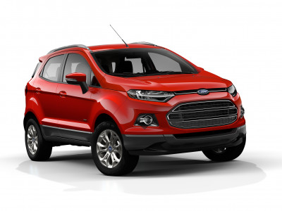 Ford EcoSport - Foto eines Ford Concept-Cars