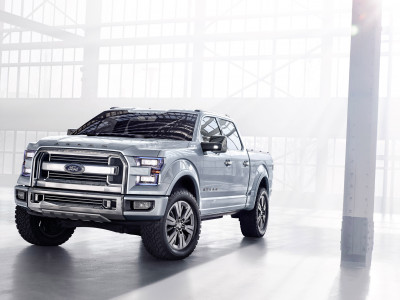 Ford Atlas Concept - Foto eines Ford Concept-Cars
