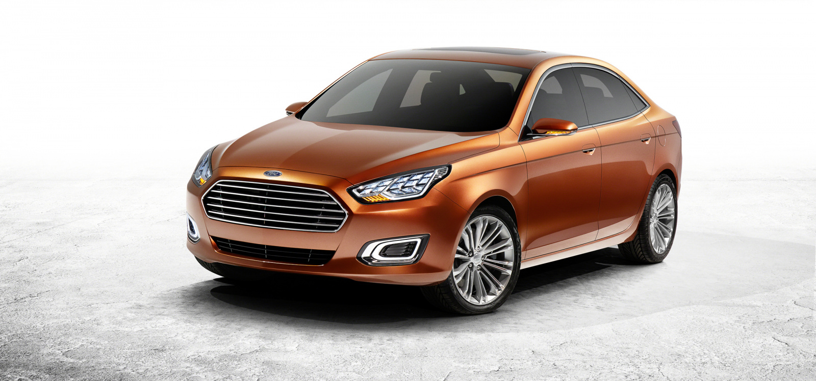 Ford Escort Concept - Foto eines Ford Concept-Cars