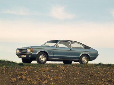 Ford Granada Coupé (1974) - Foto eines Ford PKW-Modells