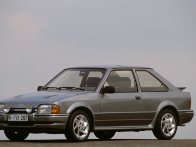 Ford Escort RS Turbo (1986) - Foto eines Ford PKW-Modells
