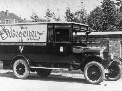 Ford Modell T 1t LKW (1926) - Foto eines Ford LKW/Bus-Modells