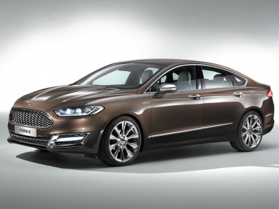Ford Mondeo Vignale Concept - Foto eines Ford Concept-Cars