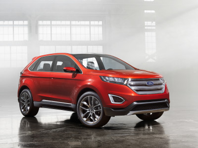 Ford Edge Concept - Foto eines Ford Concept-Cars