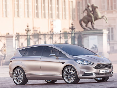 Ford S-MAX Vignale Concept - Foto eines Ford Concept-Cars