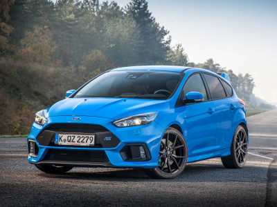 Ford Focus RS (2016) - Foto eines Ford PKW-Modells