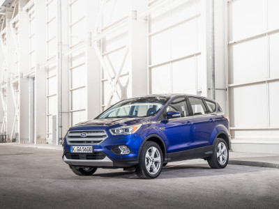 Ford Kuga (2016) - Foto eines Ford PKW-Modells