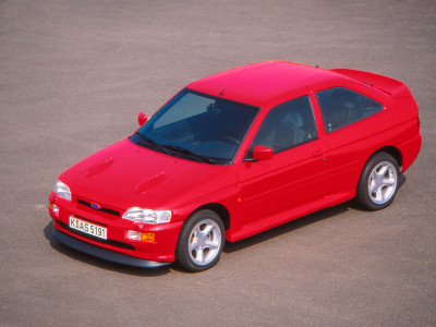 Ford Escort RS Cosworth (1993) - Foto eines Ford PKW-Modells