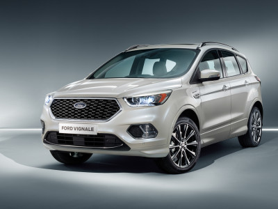 Ford Kuga Vignale Concept - Foto eines Ford Concept-Cars