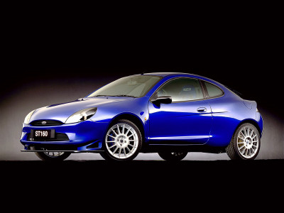Ford Puma ST160 Concept - Foto eines Ford Concept-Cars