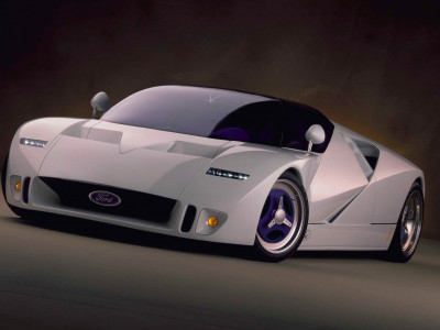 Ford GT90 Concept - Foto eines Ford Concept-Cars