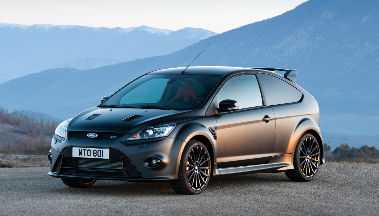 Ford Focus RS500 (2010) - Foto eines Ford PKW-Modells