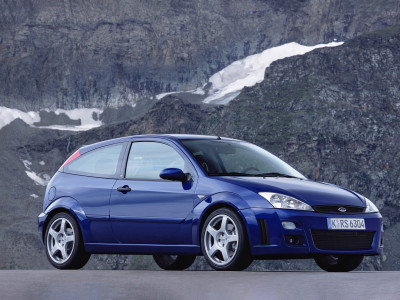 Ford Focus RS (2002) - Foto eines Ford PKW-Modells